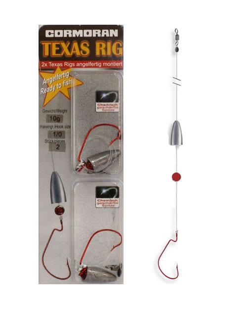Cormoran Texas Style Rig