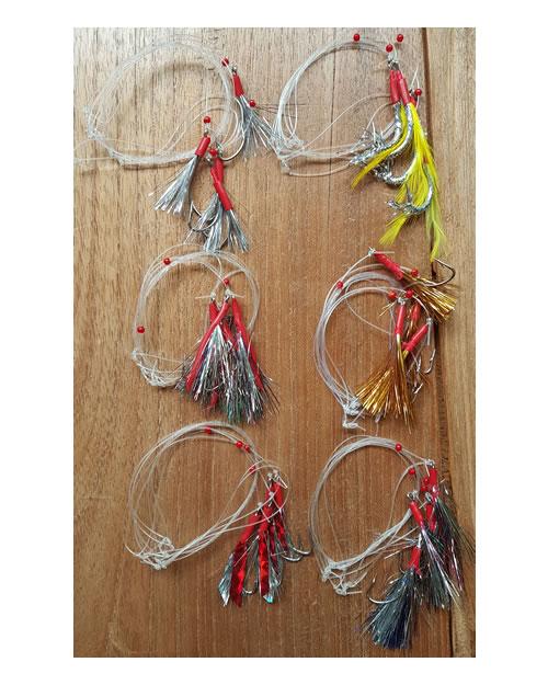 Flashy mackerel rigs