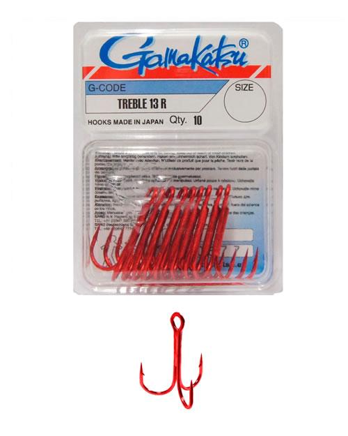 Gamakatsu Treble 13R