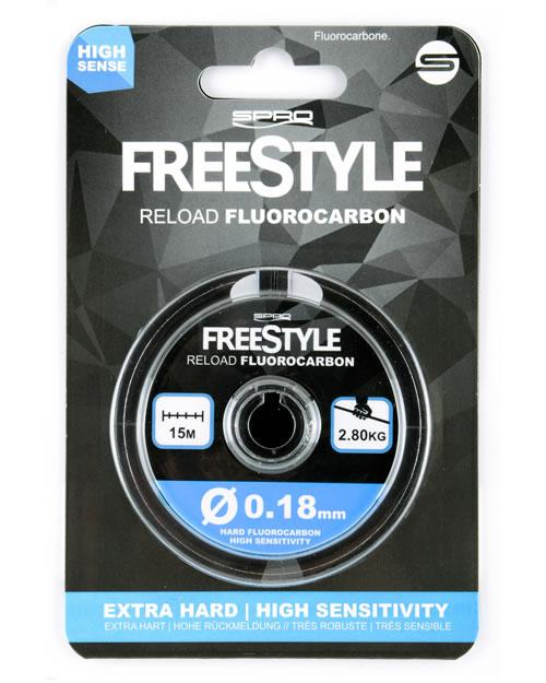 Spro Freestyle Fluorocarbon
