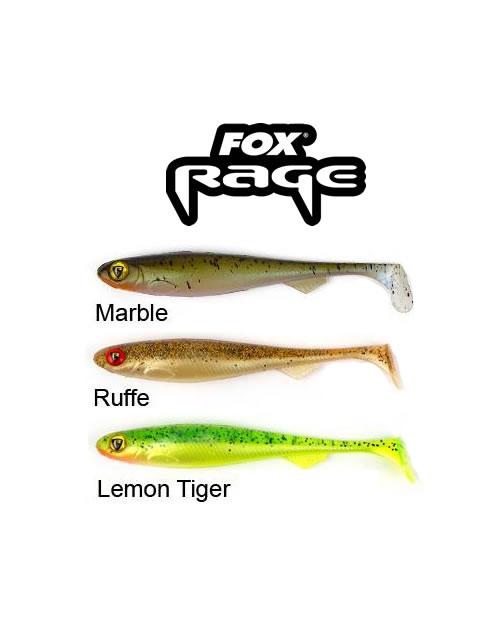 Fox Rage Slick Shad 9 en 11 cm