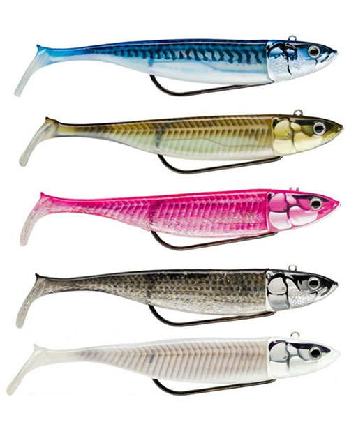 Storm Biscay Shad 9 cm1